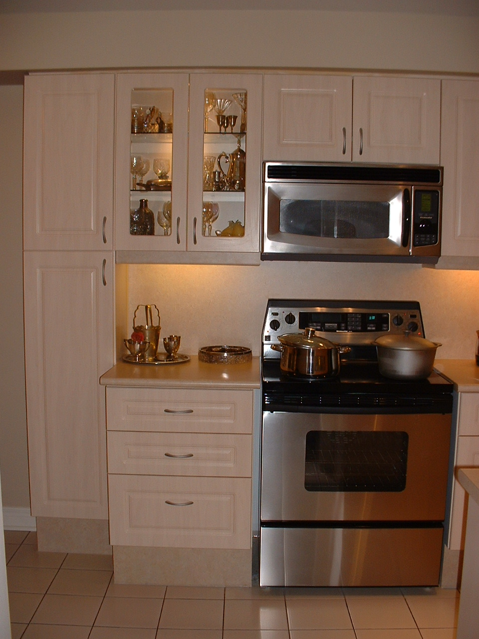 custom kitchen installation