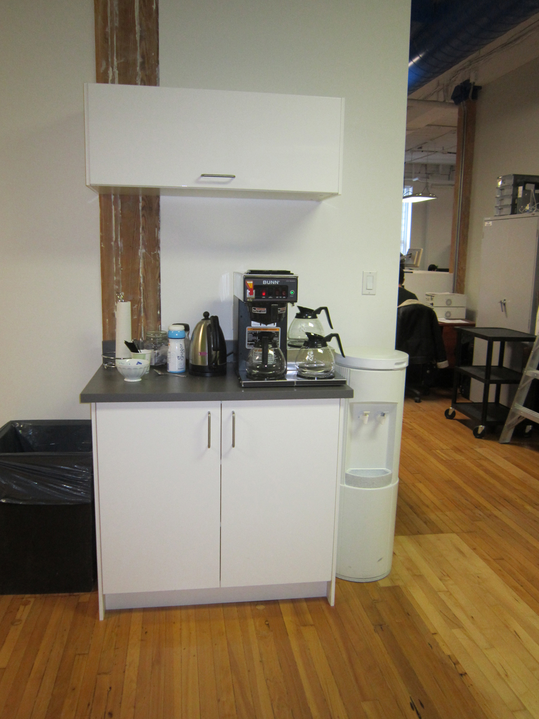 office-kitchen installation