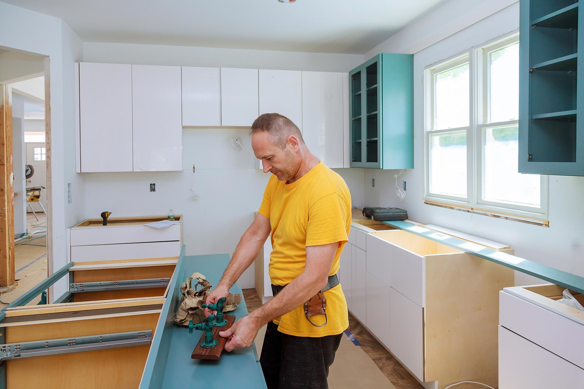IKEA® Kitchen Cabinet Installation Cost - IKEA Kitchen Installation